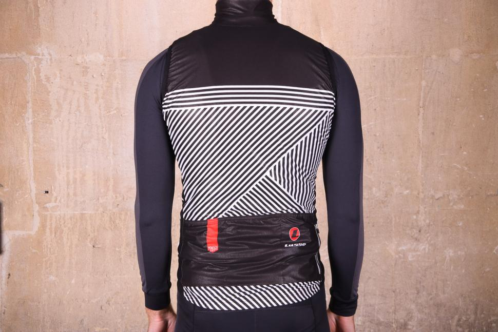 Lusso Stripes Gillet - back.jpg