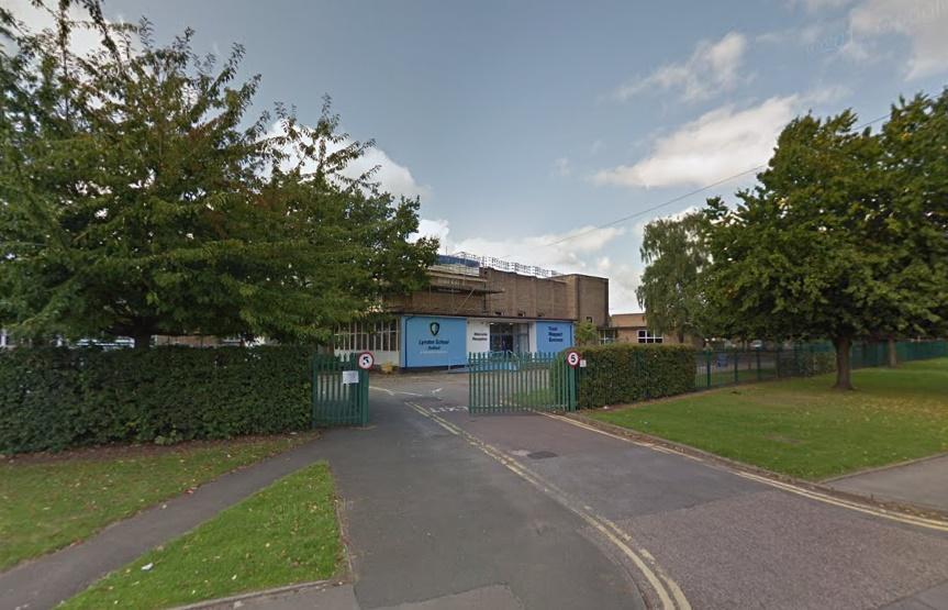 Lyndon School, Solihull (via StreetView)