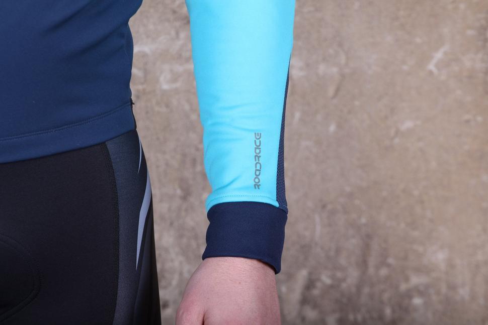 Madison RoadRace Apex Mens Softshell Jacket - cuff.jpg