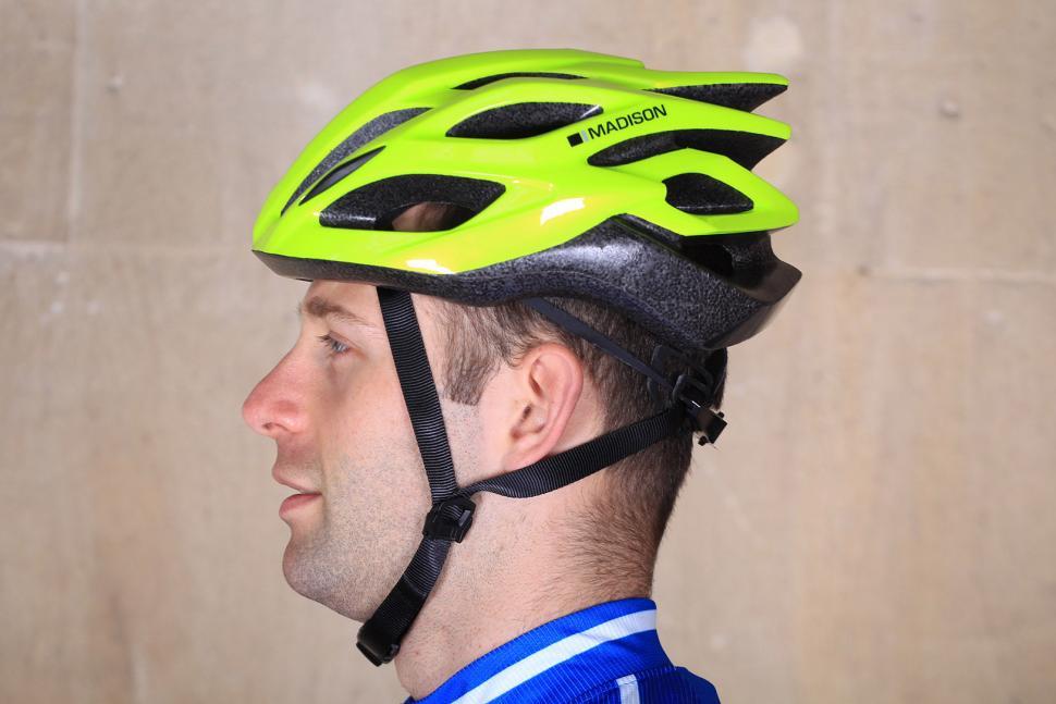 Madison Tour Flash Yellow Helmet - side.jpg