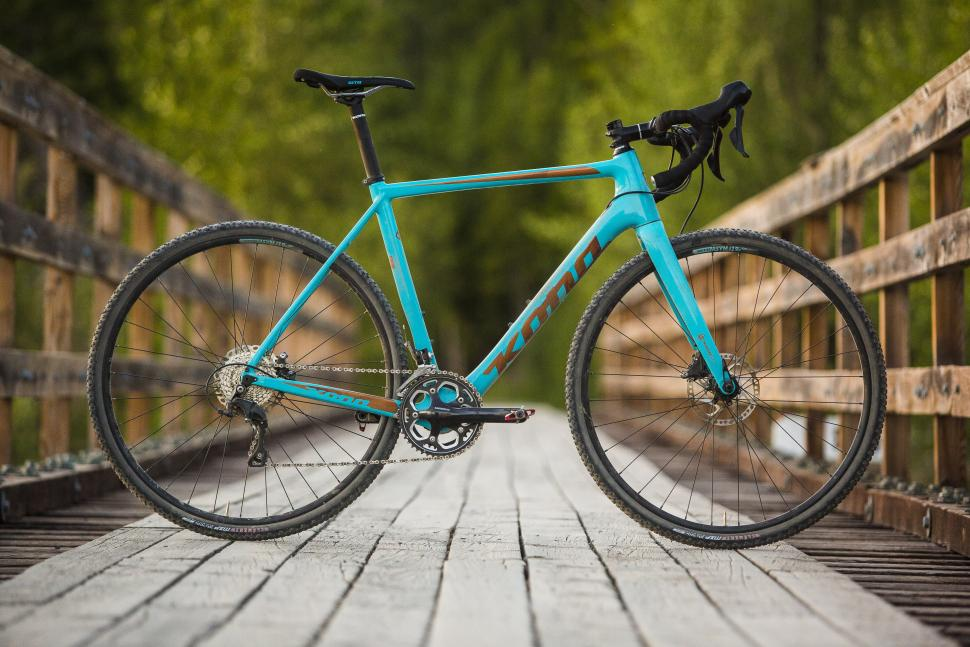 Kona updates Jake cyclocross carbon and aluminium race bikes for ...
