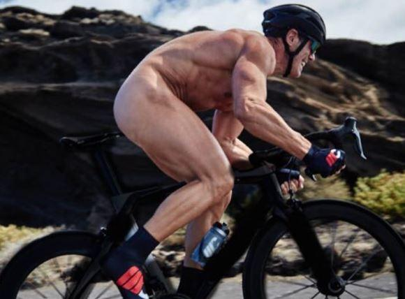 Would mountain bike star nude really