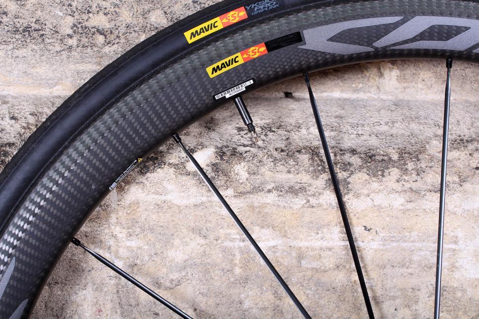 Review: Mavic Cosmic Pro Carbon SL C wheelset   road cc
