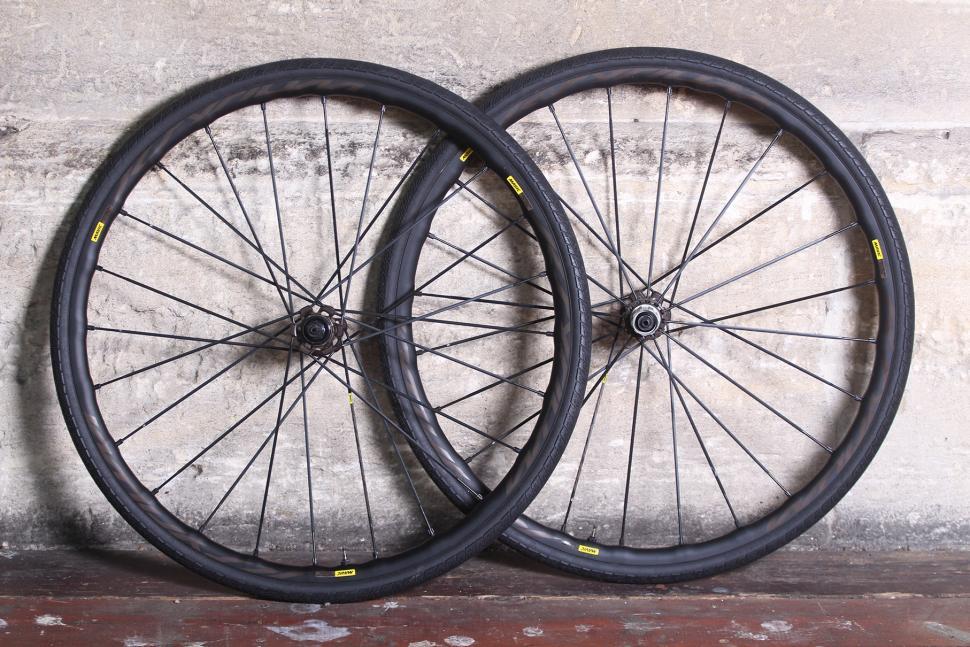 8208dcf7479 Review: Mavic Ksyrium Pro Disc All Road wheels | road.cc