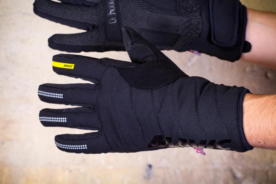 Mavic Ksyrium Pro Thermo Glove - back.jpg