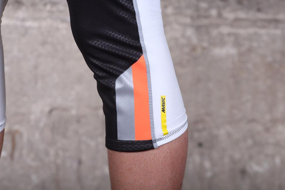 Details about  /Mavic Vision Knee Warmer Size Medium New