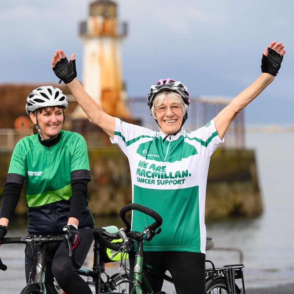 Mavis Paterson (picture Macmillan Cancer Care)