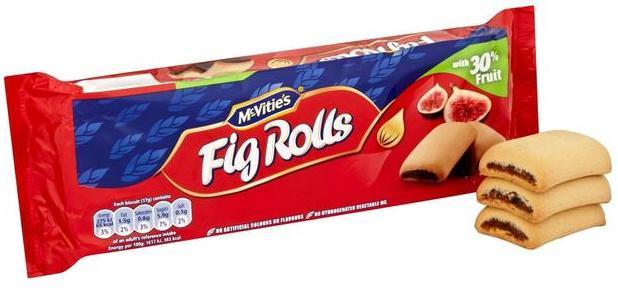 McVities Fig Rolls