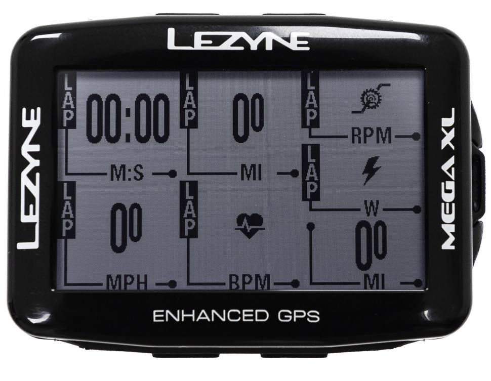 for many years the go to gps computer had a name starting with g but there are many good rivals these days and this lezyne mega xl looks a really good