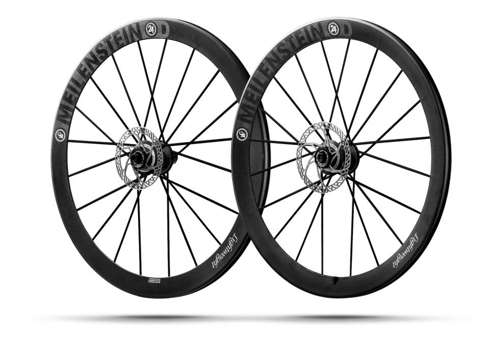 2485b7beca6 Lightweight s new Meilenstein Disc wheels are 10% stiffer with wider rims