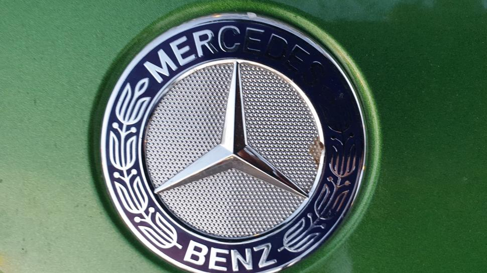 Merc badge