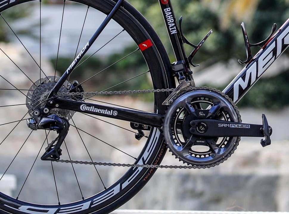 Merida 2019 pro race bikes cranks