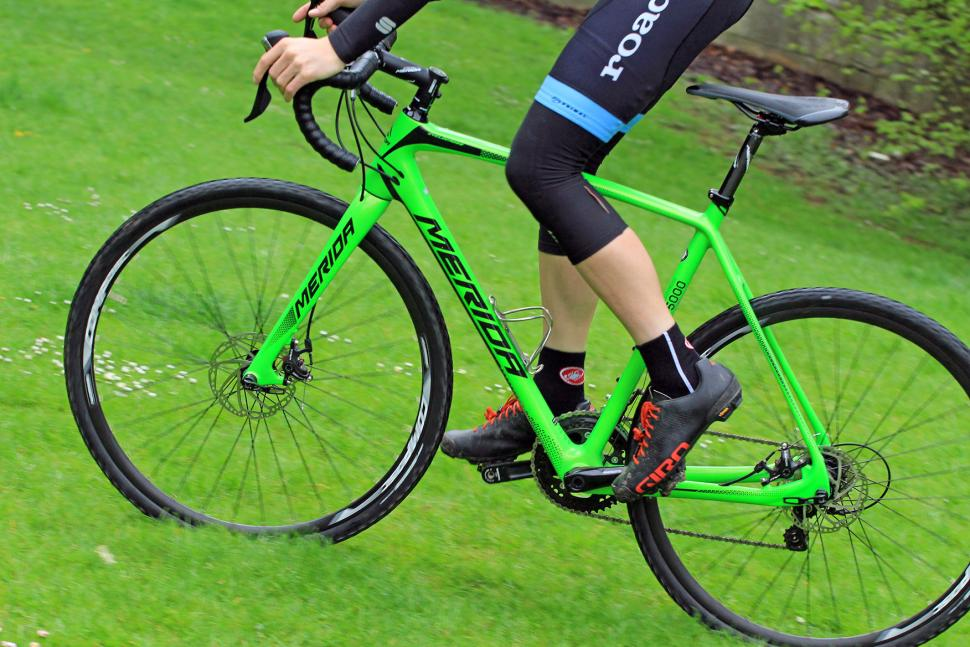Review Merida Cyclo Cross 5000 Road Cc