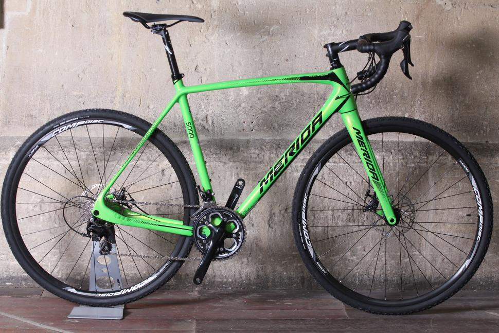 Review Merida Cyclo Cross 5000 Road Cc