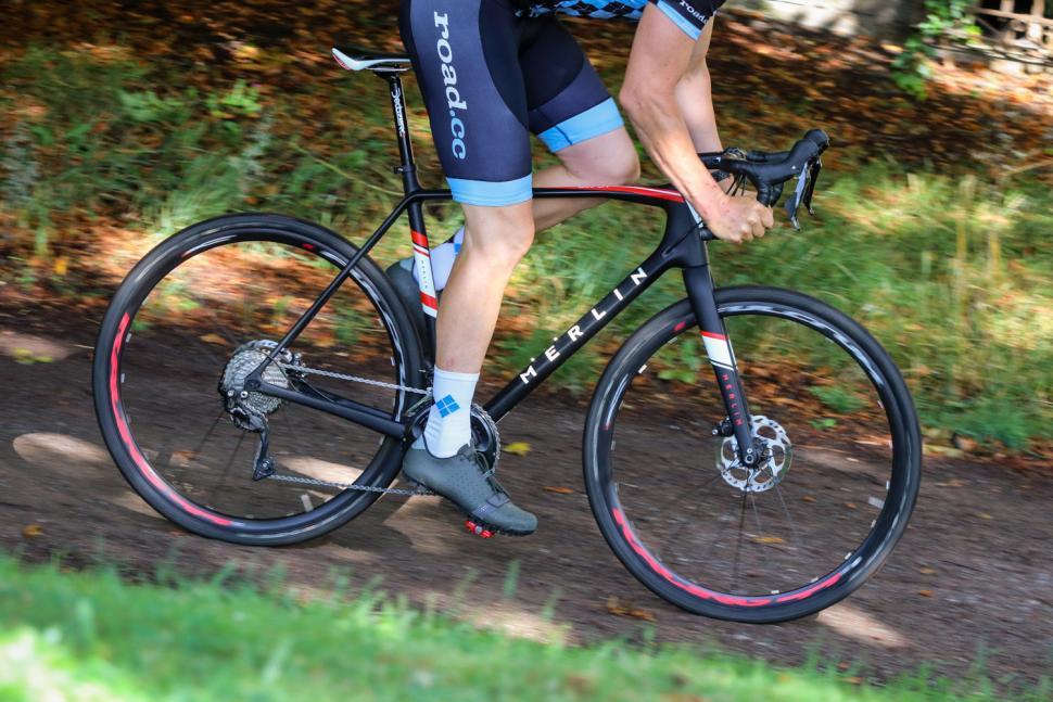 Merlin GX-01 Carbon Gravel Bike - YouTube
