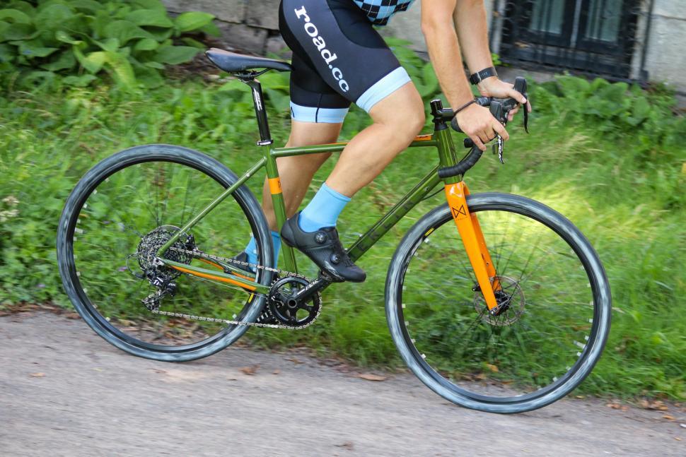 Merlin Malt-G1X Apex 1 Gravel Bike