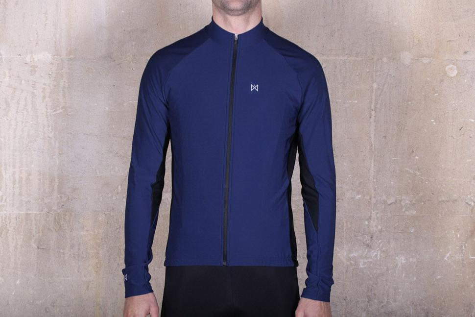 Review  Merlin Long Sleeved Cycling Jersey  0490c5590