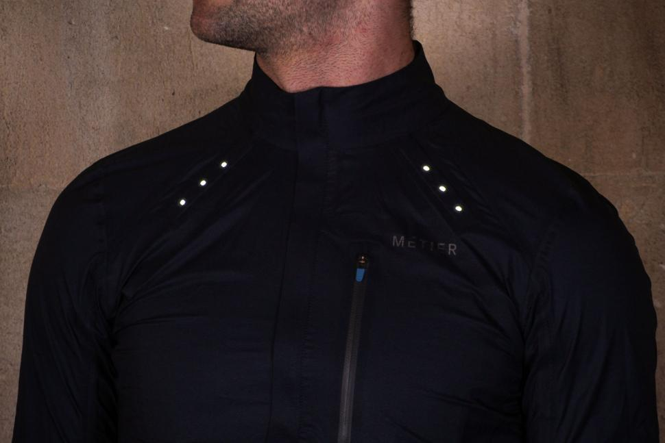 Metier Beacon Rain Jacket - chest lights.jpg