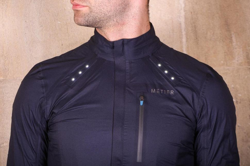Metier Beacon Rain Jacket - chest.jpg