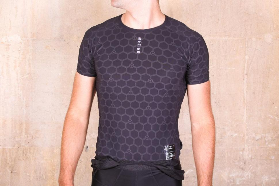 8fb9cb9fdf09 Review  Metier Element Race Layer Short Sleeve