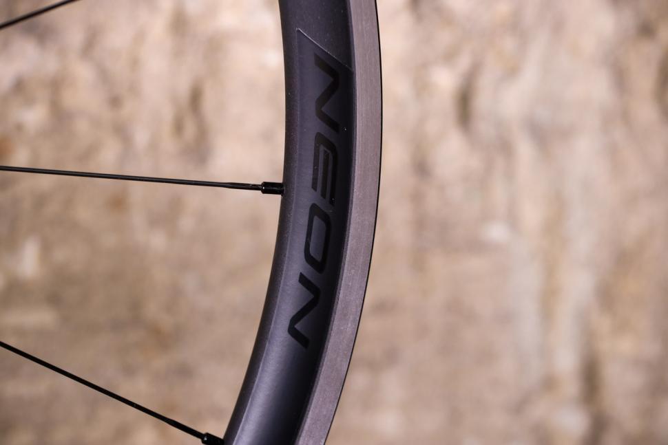 Miche Neon Black on Black Wheels - rim detail 1.jpg