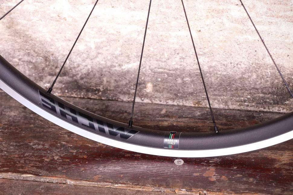 Miche Neon Black on Black Wheels - rim detail.jpg