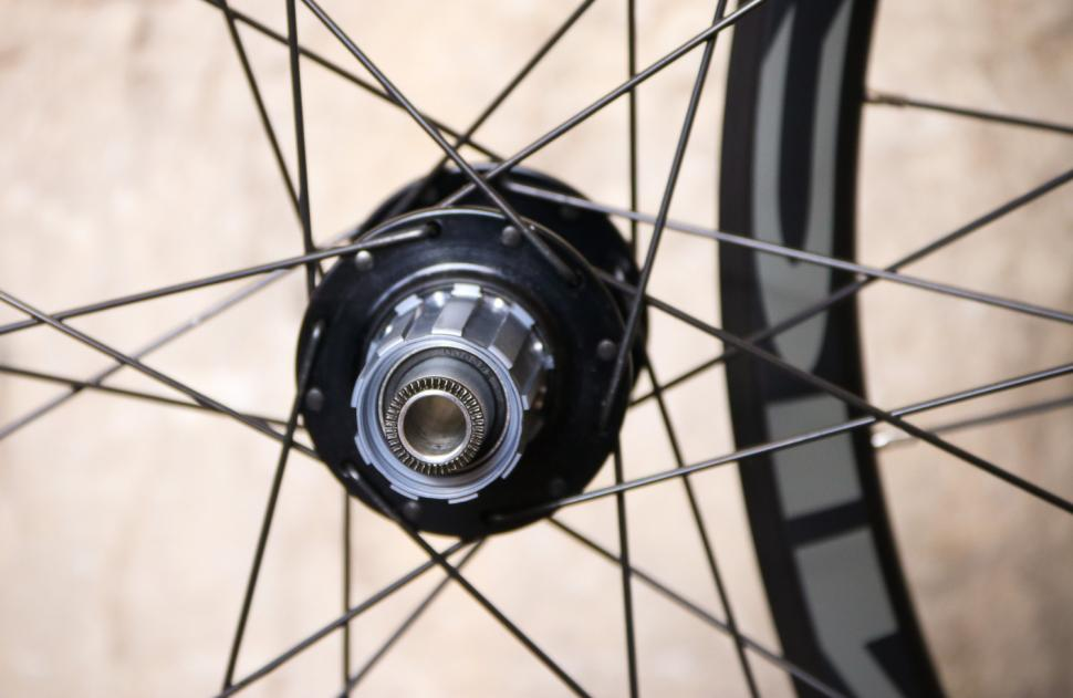 Miche Race AXY Wide Profile Disc Wheelset - rear hub 2.jpg