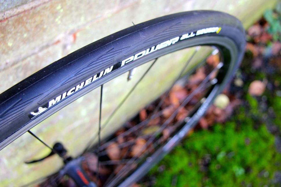 Michelin Tyres Road Mich Pro4 Endur Blk V2 700X25C Black