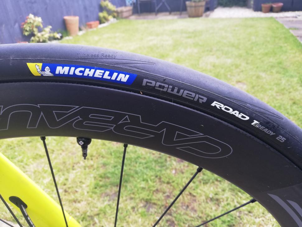 MICHELIN Power Road TS Tire