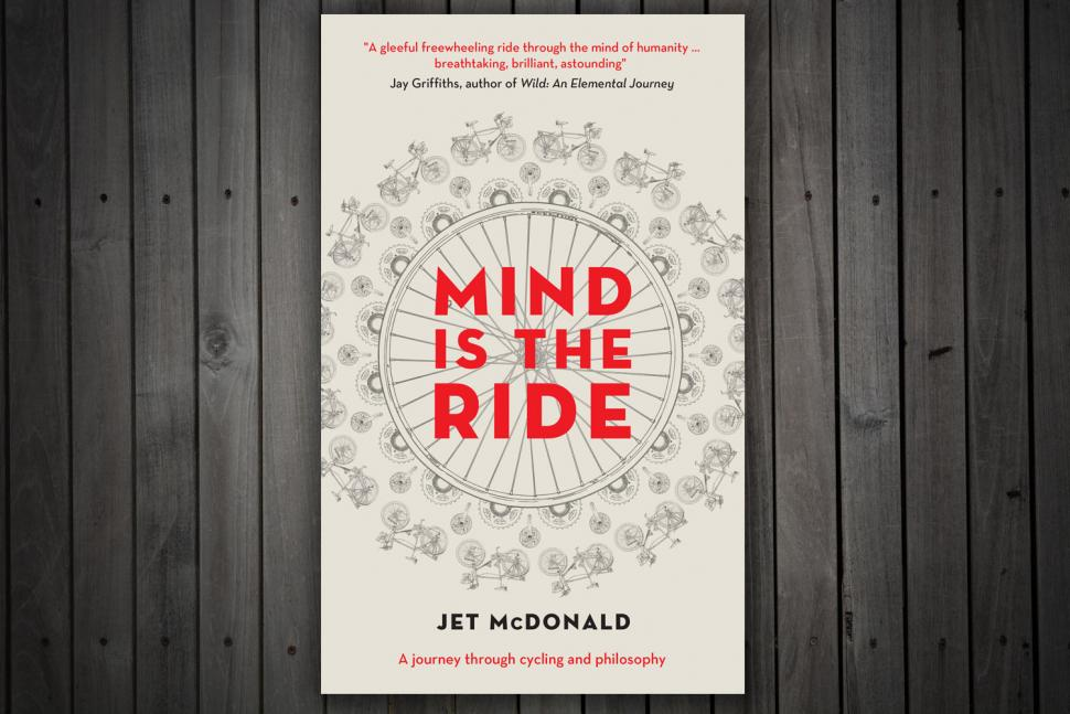 Mind Is The Ride by Jet McDonald