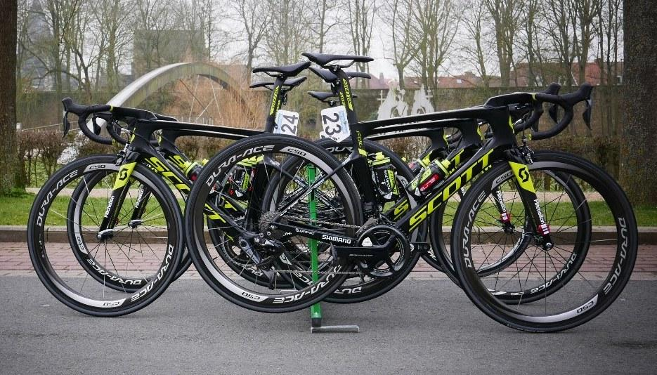 The bikes of the 2018 Tour de France — who s riding what in the world s  biggest race  3595f9e5b
