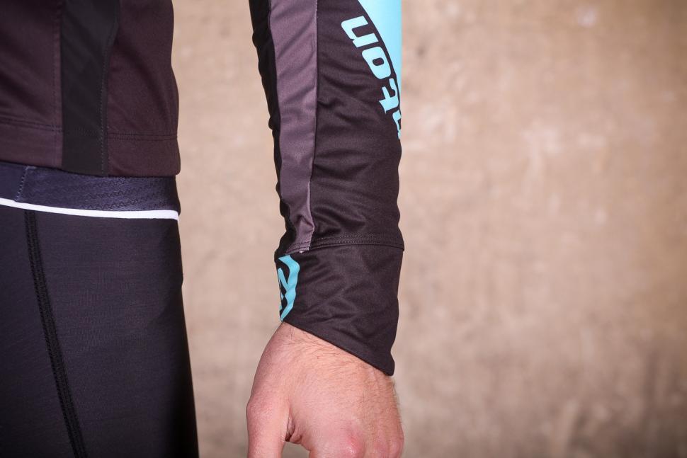 Monton Ghat Windbreaker Jacket - cuff.jpg