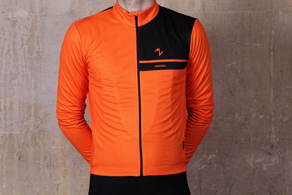 c1f6f4190 Review  Morvélo ThermoActive Jersey