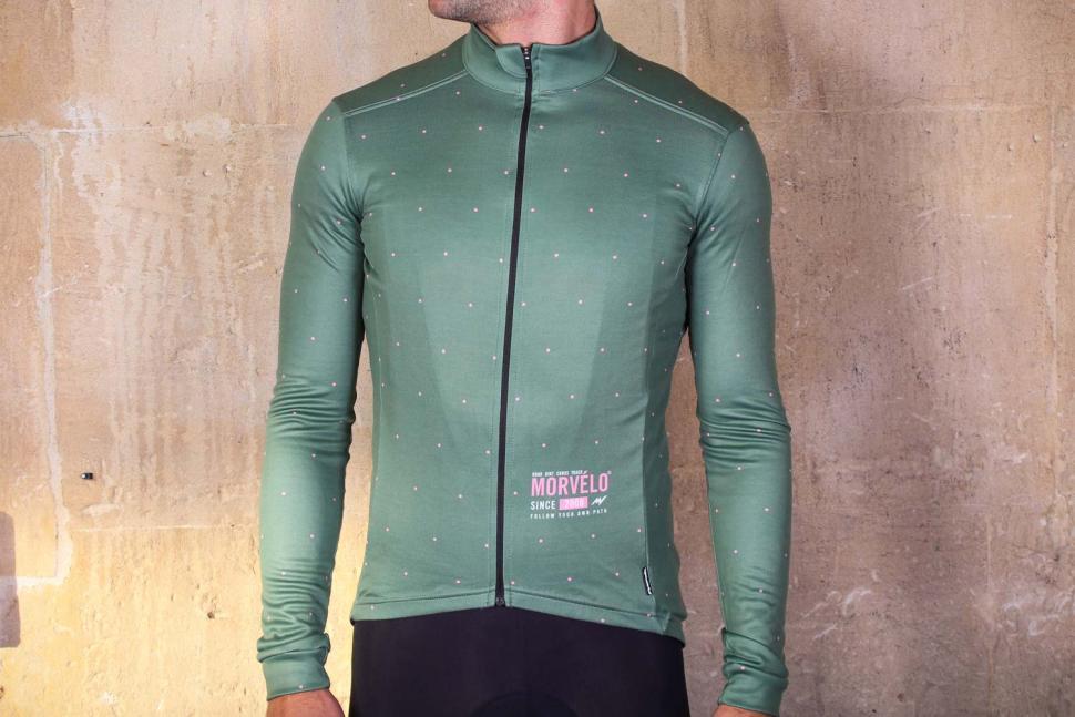 Review  Morvelo Merino Pimento jersey  888a97da1