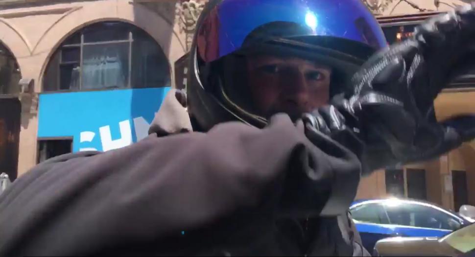 Motorcyclist assault - image via Randall Dietel on Twitter.PNG