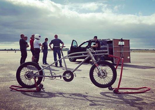 Neil Campbell's European record-breaking bike (via Moss Bikes on Instagram).JPG