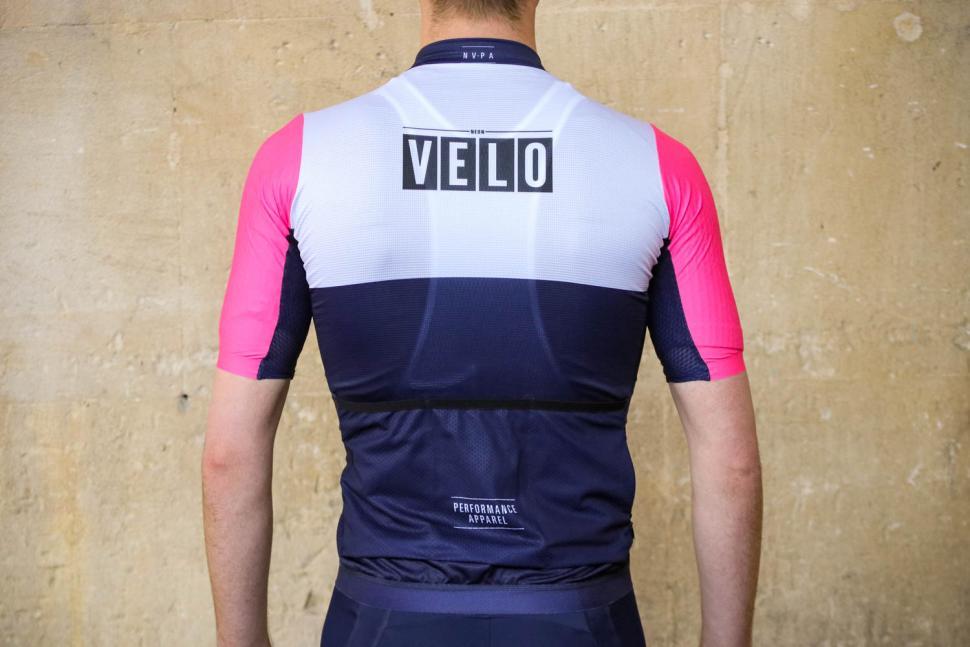 Neon Velo Pro Fit Aero Jersey - back.jpg