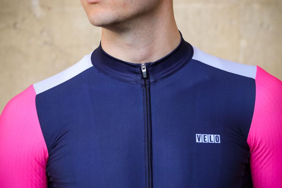 Neon Velo Pro Fit Aero Jersey - chest.jpg