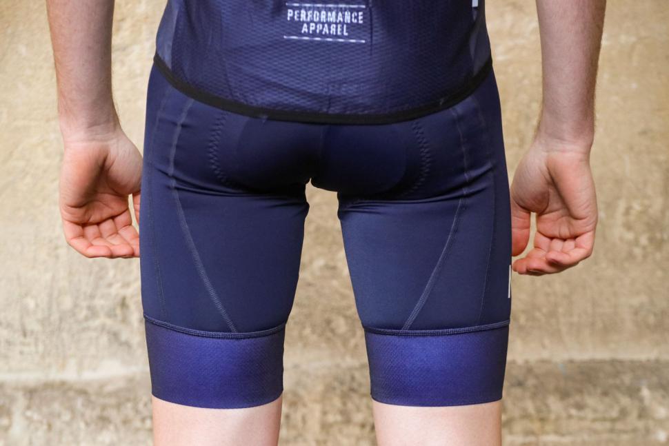 Neon Velo Pro Fit Bib Shorts - back.jpg