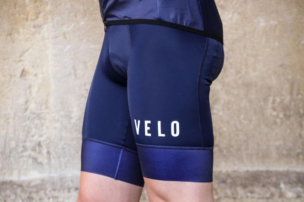 Neon Velo Pro Fit Bib Shorts - side.jpg
