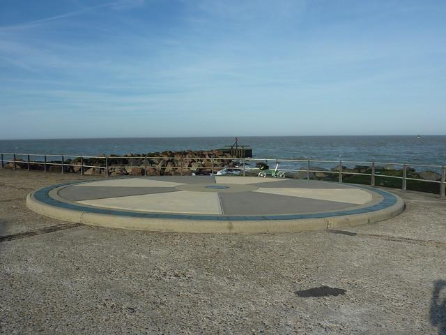 Ness Point Lowestoft (licensed CC BY SA 2.0 by Shirokazan on Flickr)