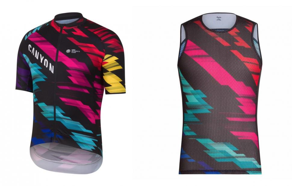 Rapha S Striking Canyon Sram Racing Kit Now Available For Men Road Cc