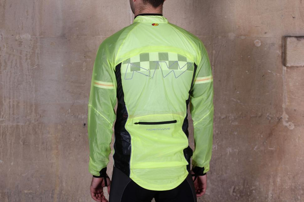 Northwave Acqua Pro Rainshield Jacket - back.jpg