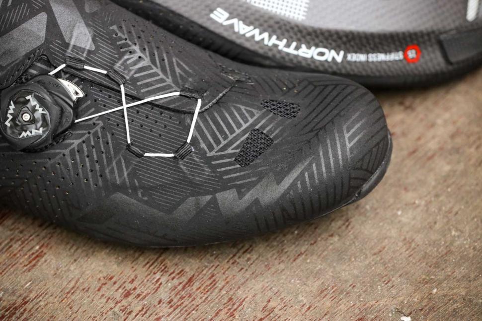 Northwave Extreme Pro shoes - toe.jpg