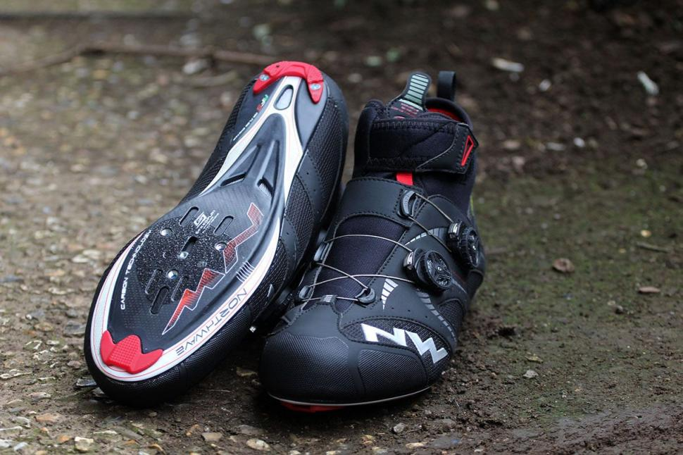 Review Northwave Extreme Road Winter Gtx Boots Road Cc