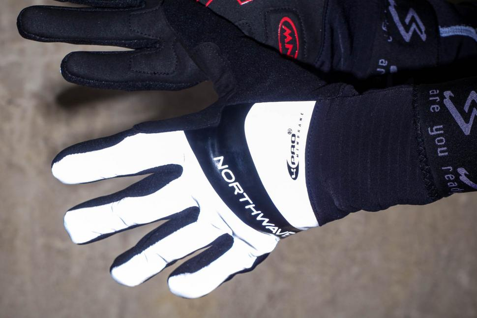 Northwave Sonic Full Gloves Reflective - reflective.jpg