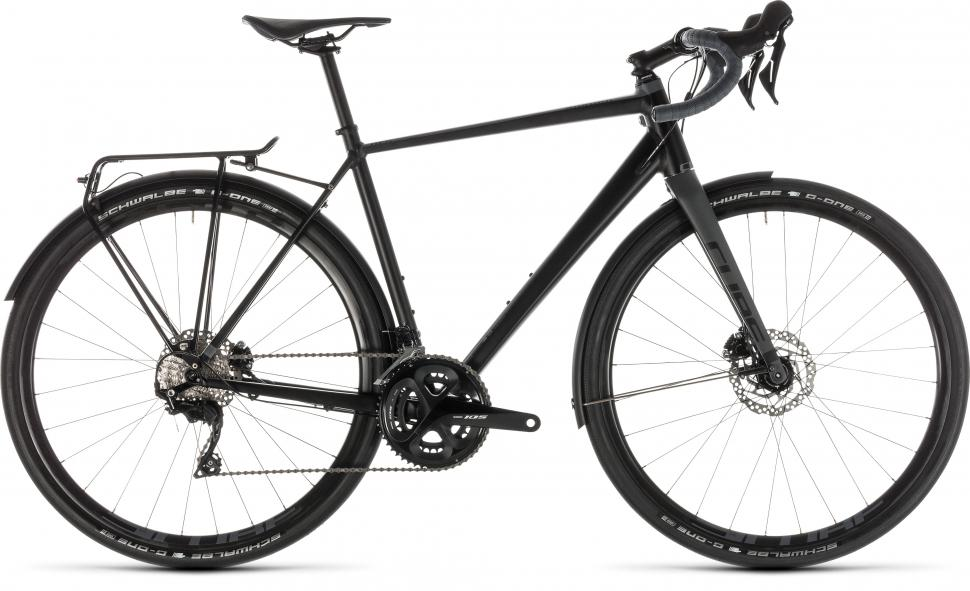 2e6f7303bb3 The Nuroad Race FE gets a super-reliable Shimano 105 groupset, including  hydraulic disc brakes, and is equipped with dynamo powered lighting, SKS  mudguards ...
