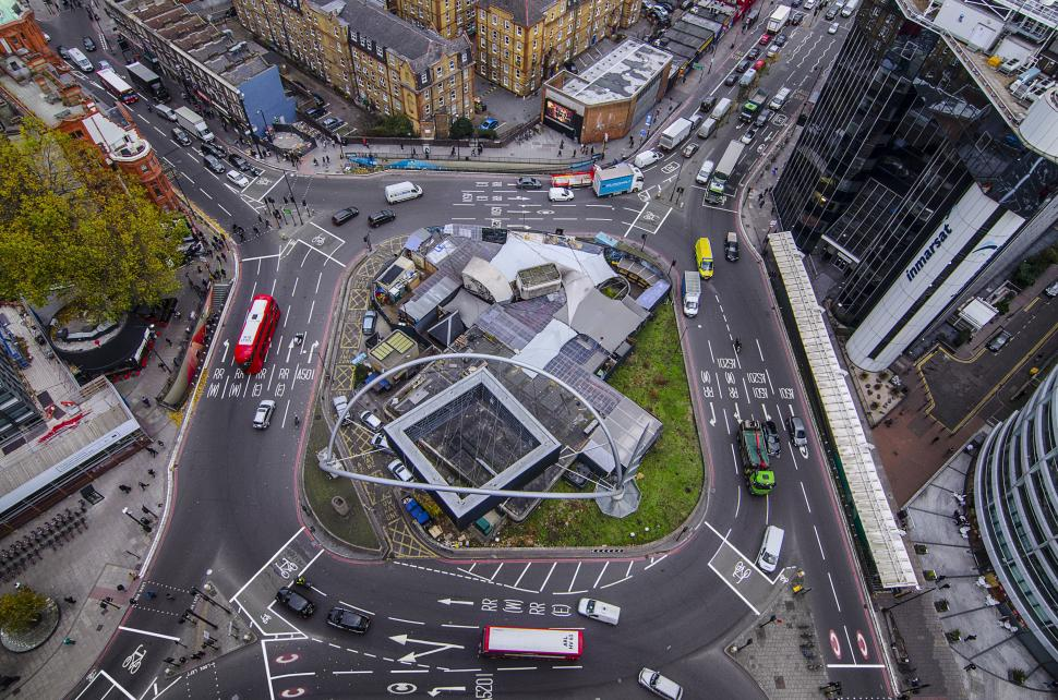 Old Street Roundabout, November 2017 (picture copyright Tom Eames via TfL on Flickr).jpg