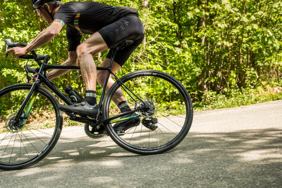 Open steps into the road bike market with new MIN.D