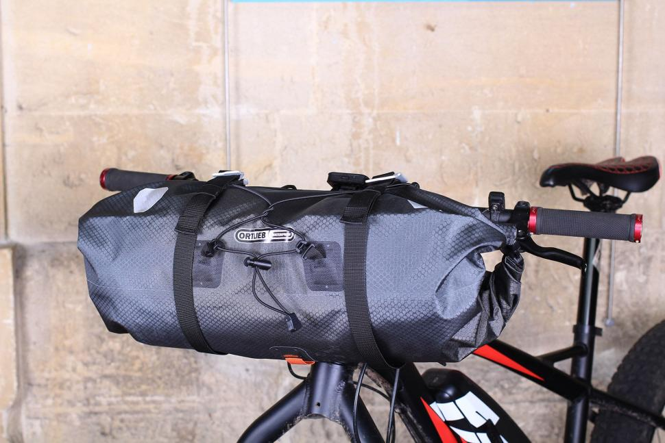 Orlieb Handlebar Pack - on bike.jpg